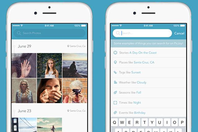 Gestire foto su Android e iOS con Picjoy