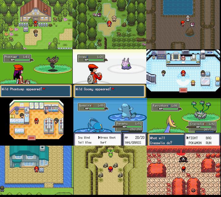 Immagine del gioco Pokemon Dark Rising