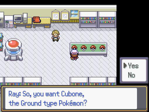Immagine del gioco Pokemon Godra