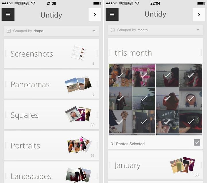 Gestire foto su Android e iOS con Tidy