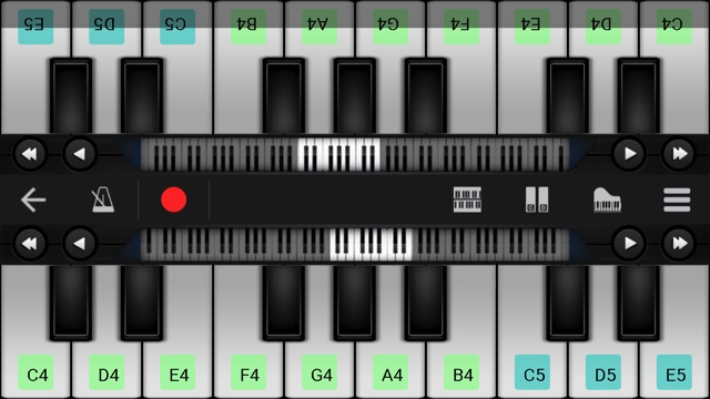 5 Alternative a Garageband per Android - Walk Band