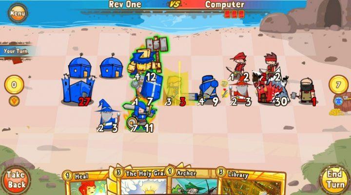 8 Giochi Simili a Clash Royale per Android e iOS - Card and Castles