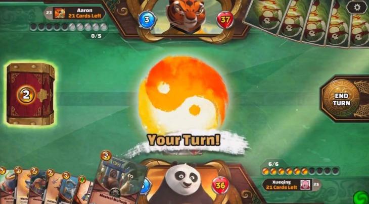 8 Giochi Simili a Clash Royale per Android e iOS - Kung Fu Panda