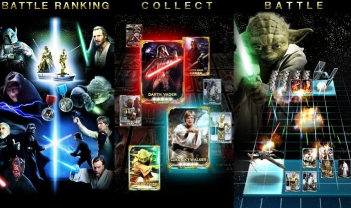 8 Giochi Simili a Clash Royale per Android e iOS - Star Wars Force Collection