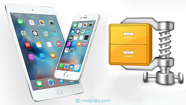 Le migliori app per aprire file RAR e ZIP con iPhone e iPad