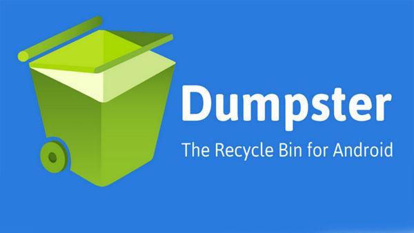 Come Recuperare File Cancellati su Android con Dumpster