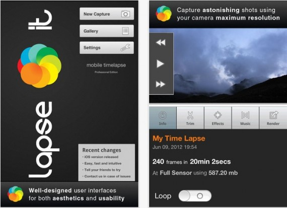 Come Registrare un Video Time Lapse su Android - Lapse It