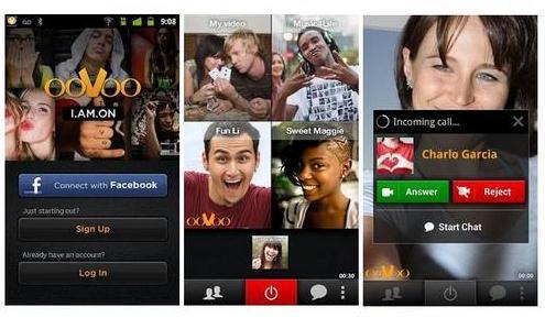 Effettuare videochiamate su Android e iOS con ooVoo