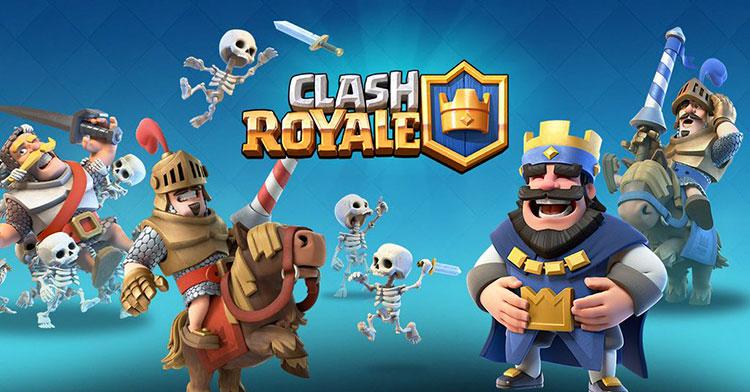 Giochi come Clash Royale per Android e iOS