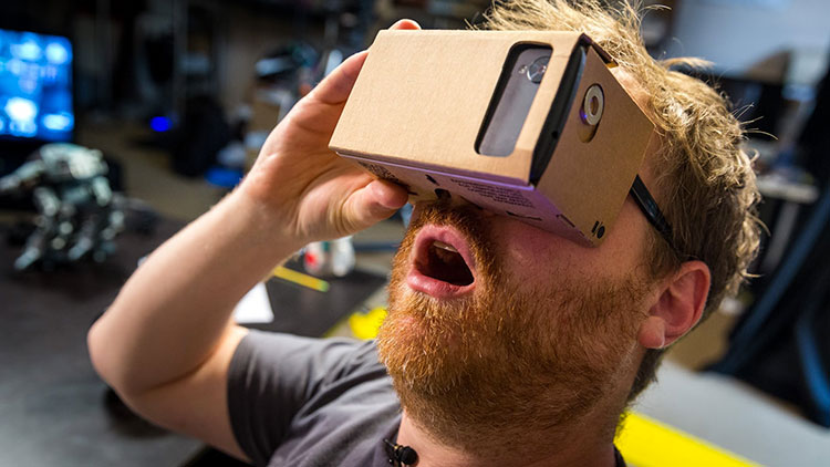 Migliori giochi VR per Google Cardboard per Android e iOS
