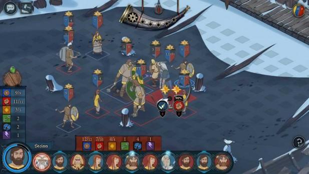 I Migliori 15 Giochi RPG per Android - The Banner Saga