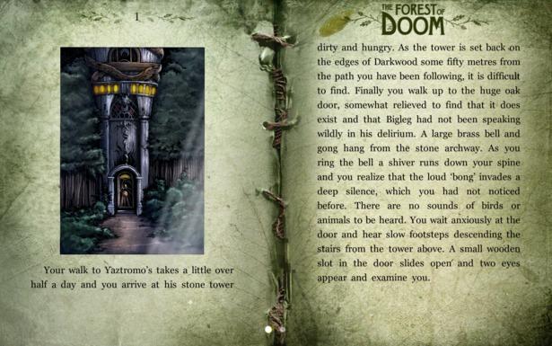 I Migliori 15 Giochi RPG per Android - The Forest of Doom