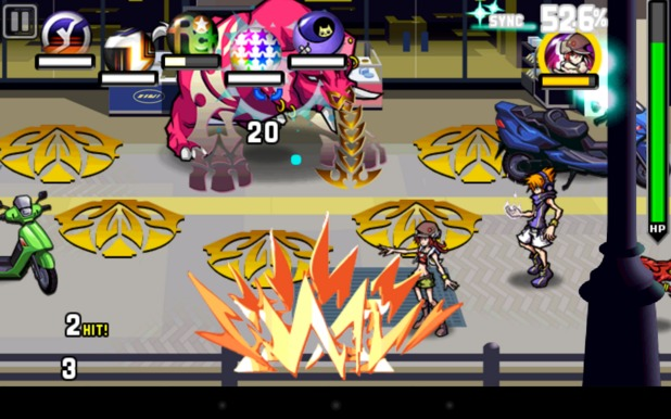 I Migliori 15 Giochi RPG per Android - The world ends with you