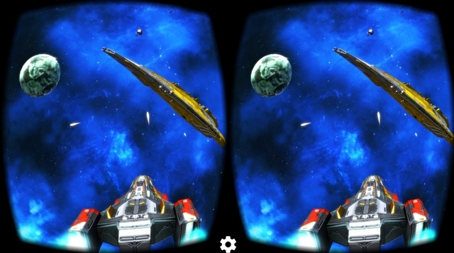 Migliori 10 Giochi VR per Google Cardboard per Android e iOS - Deep Space Battle