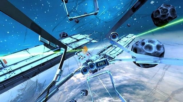 Migliori 10 Giochi VR per Google Cardboard per Android e iOS - End Space VR