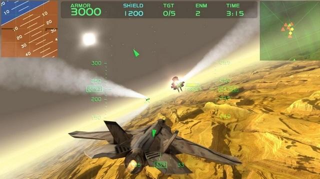 Migliori 10 Giochi VR per Google Cardboard per Android e iOS - Fractal Combat X