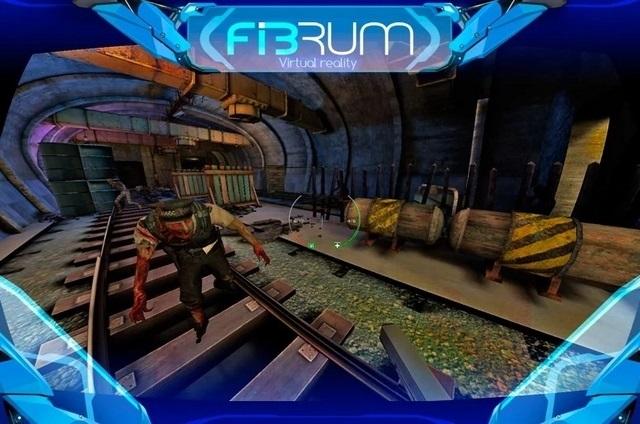 Migliori 10 Giochi VR per Google Cardboard per Android e iOS - Zombie Shooter