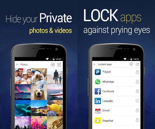 Nascondere Foto e Video su Android con Vault-Hide
