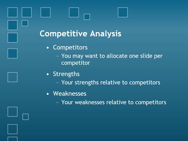 Template PowerPoint Gratis per la Presentazione di Progetti - Project Overview Template