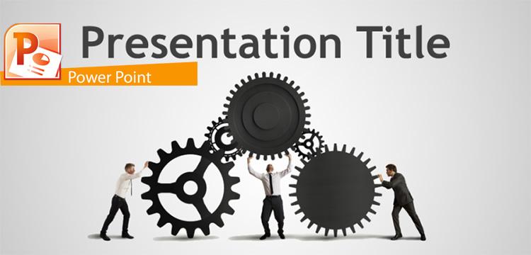 Template PowerPoint per presentazioni di progetti