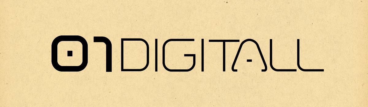 15 Font Sci-Fi e Futuristici da Scaricare Gratis - 01 Digitall