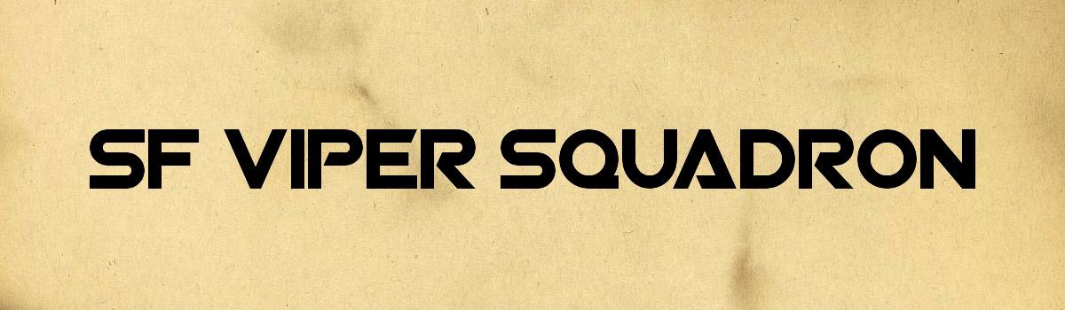 15 Font Sci-Fi e Futuristici da Scaricare Gratis - SF Viper Squatron