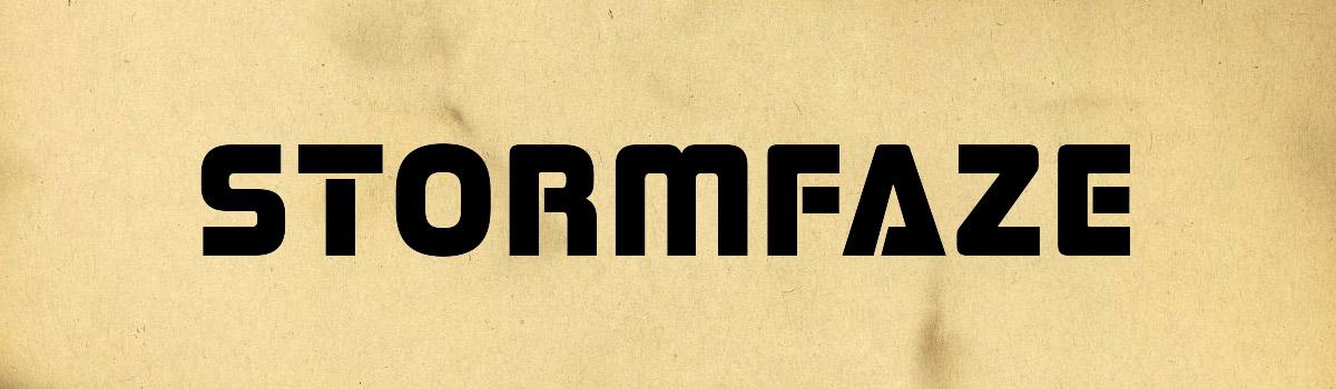 15 Font Sci-Fi e Futuristici da Scaricare Gratis - Stormfaze