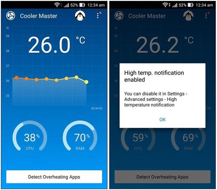 Come Evitare il Surriscaldamento del tuo Telefono Android - Cooler Master
