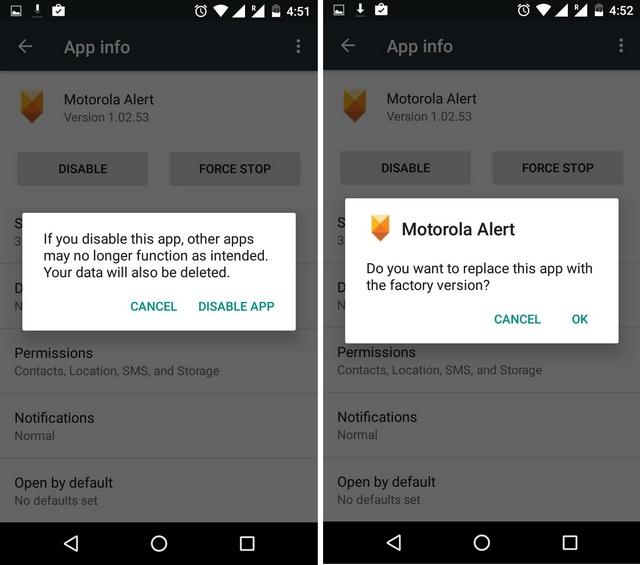 Come Rimuovere i Bloatware su Android - Disabilita