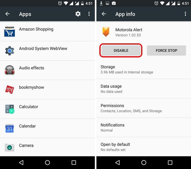Come Rimuovere i Bloatware su Android
