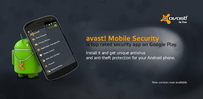 I Migliori 5 Antivirus Android Gratis del 2016 - Avast
