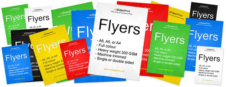 Modelli di volantini pubblicitari in Word e PowerPoint