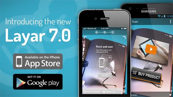 Utili App con Realtà Aumentata per Android e iOS - Layar