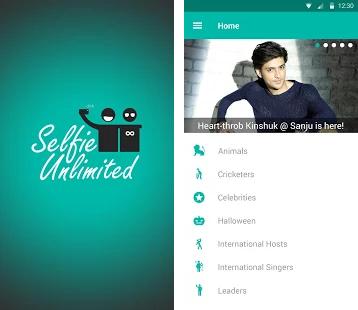 App per Fotomontaggi e Selfie con Personaggi Famosi - Selfie Unlimited