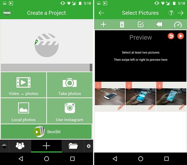 Come Fare Video in Stop-Motion su Android - PicPac