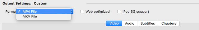 Come Ridurre la Dimensione dei Video Senza Perdita di Qualità - Formato video