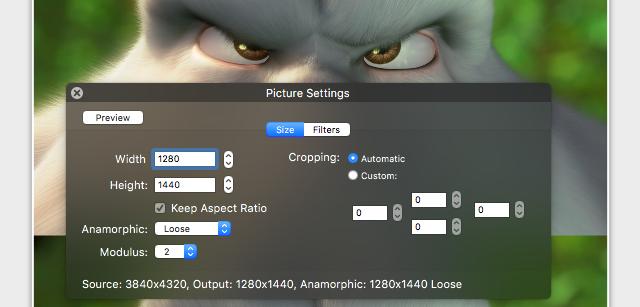 Come Ridurre la Dimensione dei Video Senza Perdita di Qualità - Ridurre risoluzione video