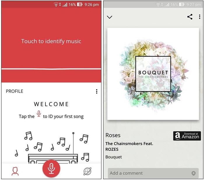 6 App per il Riconoscimento Musica Simili a Shazam per Android e iOS - MusicID