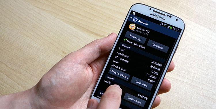 Capire dove le app salvano i dati su Android