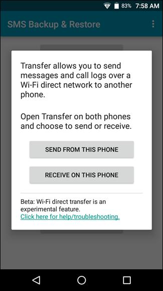 Come Trasferire gli SMS tra due Telefoni Android con SMS Backup & Restore - Inviti