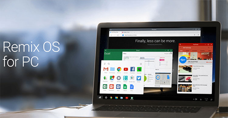 Installare Remix OS per avere Android su PC