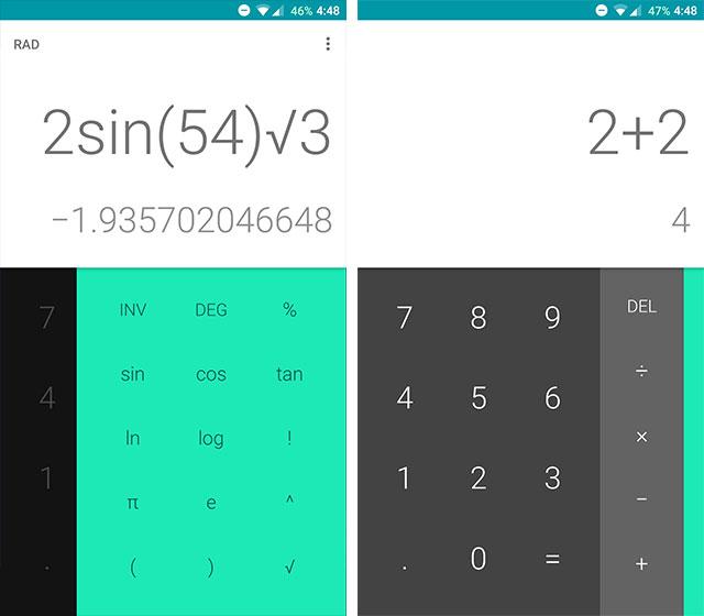 Le Migliori 5 App Calcolatrice Gratis per Android - Google Calculator
