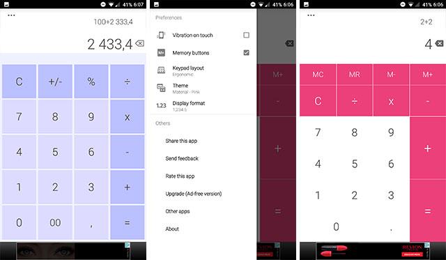 Le Migliori 5 App Calcolatrice Gratis per Android - TricolorCat Calculator