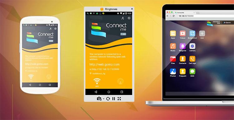 Programmi per la gestione dei dispositivi Android dal PC