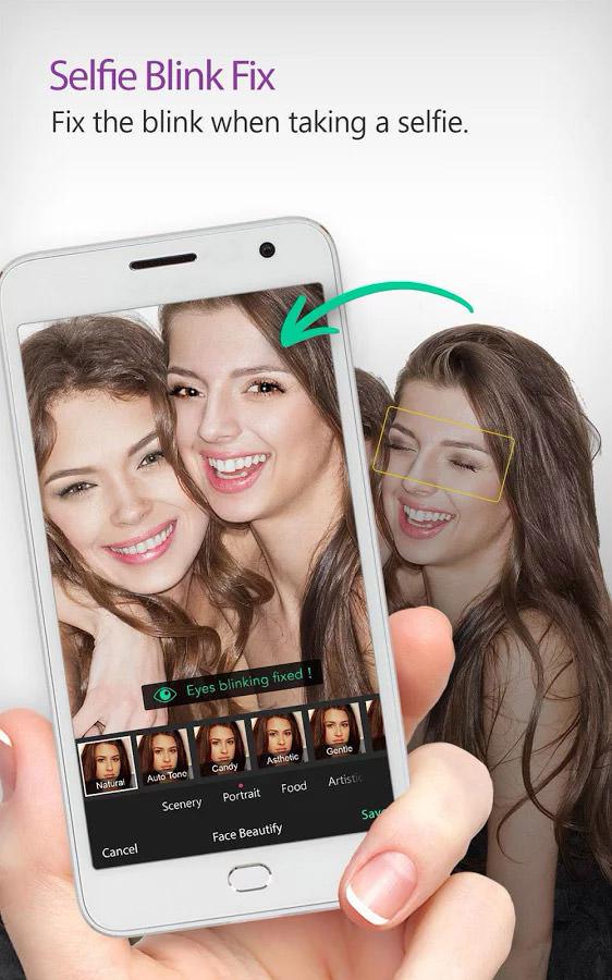 5 App Gratis per Selfie Perfetti su Android - YouCam Perfect
