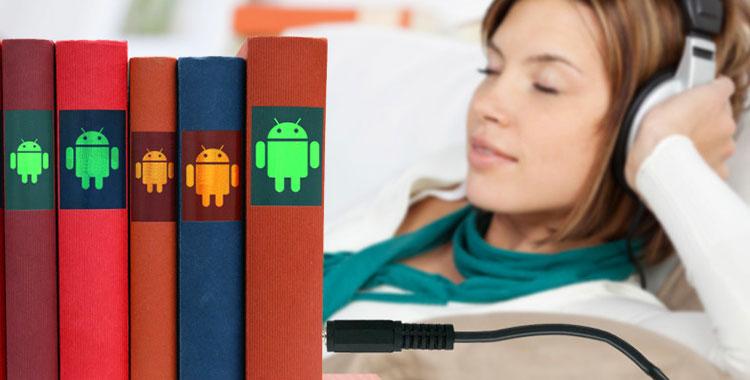 App gratis per ascoltare audiolibri su Android