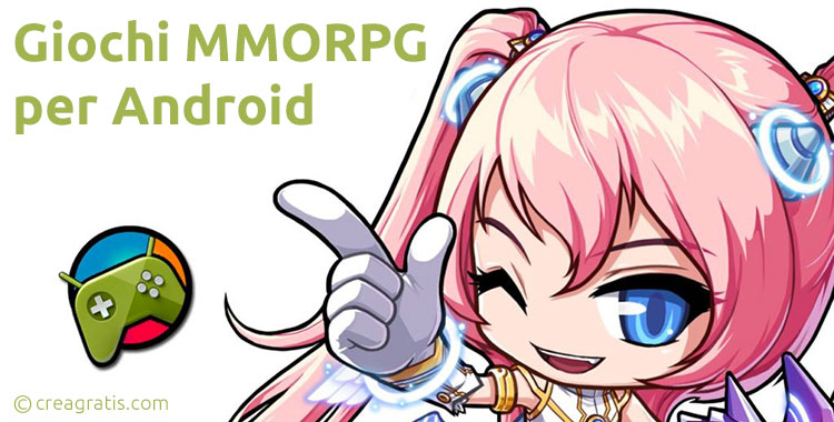 I migliori giochi MMORPG per Android
