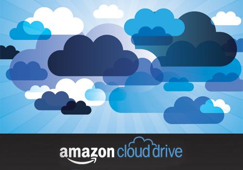 I Migliori 5 Servizi Cloud per Android - Amazon Cloud Drive