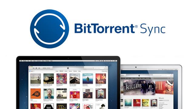 I Migliori 5 Servizi Cloud per Android - BitTorrent Sync
