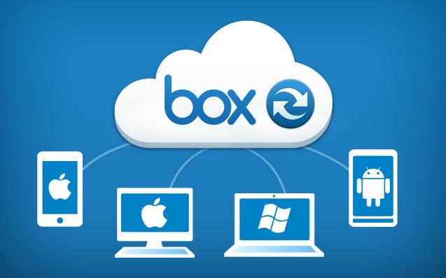 I Migliori 5 Servizi Cloud per Android - Box
